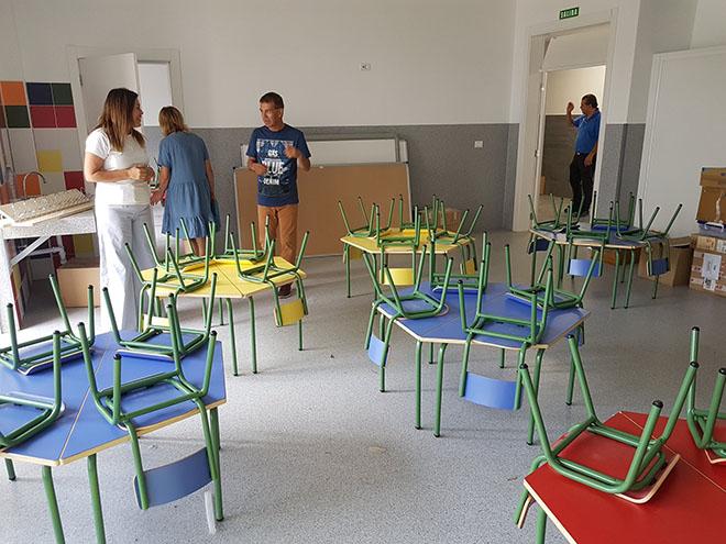 El colegio La Destila estrena en septiembre edificio con ...