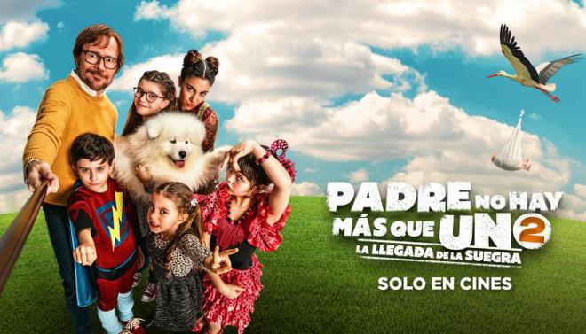 El Deiland acoge el estreno de 'Padre no hay más que uno 2' de Santiago Segura | Diario de Lanzarote
