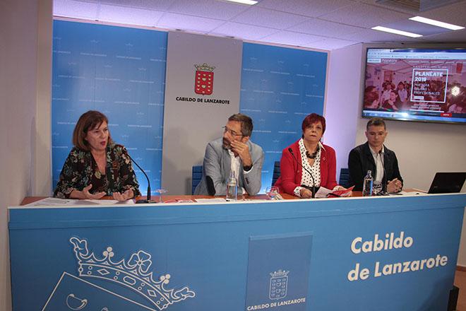 Lanzarote Acoge La Iv Muestra De Salidas Profesionales Para