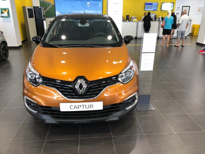Liquidación de stock en Renault Juan Toledo en la 'Black Week' - Diario de Lanzarote