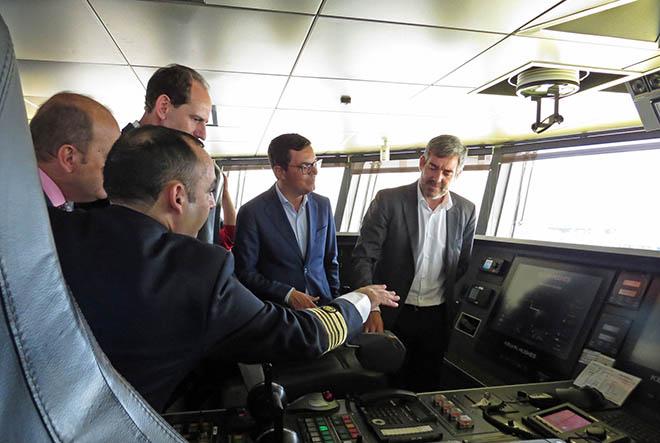 Fred Olsen pone en marcha la ruta entre Lanzarote y Gran Canaria